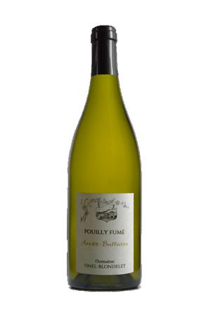 Vin blanc Pouilly Fumé Arrêt Buffatte