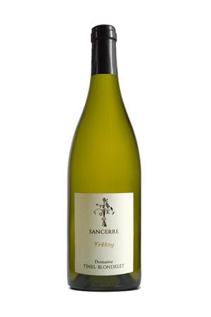 Vin Sancerre Blanc 100% Sauvignon Tinel-Blondelet